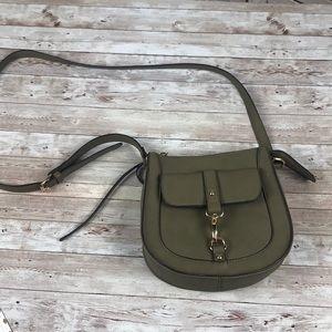 JUSTFAB   Green Crossbody Bag